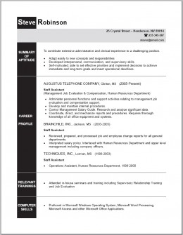 resume star method 4526