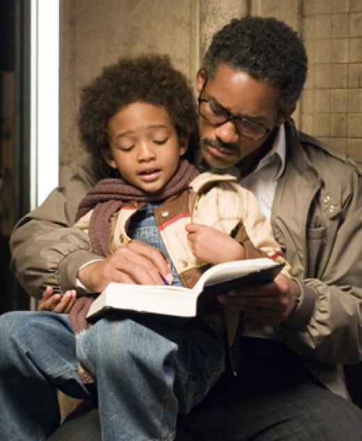 Will Smith's Pursuit of Happyness movie was not included.