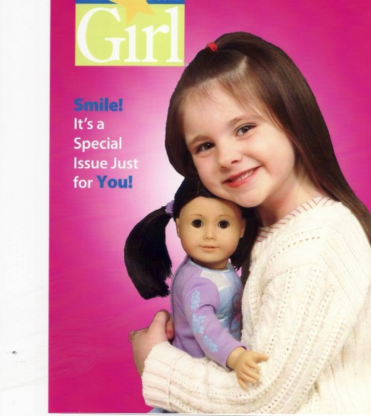 The American Girl Magazine used to be my favourite (Public Domain Image)