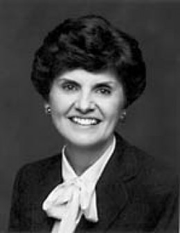 Ardeth Kapp, former general president of the LDS Young Women's organization.