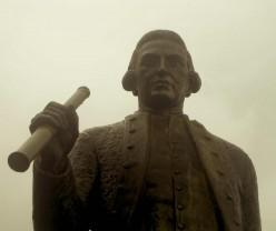 Captain Cook I presume