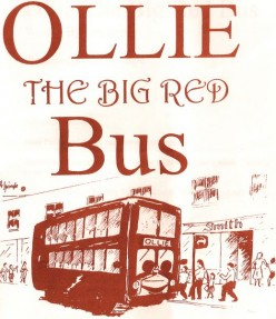 Free Bedtime Stories For Children; Online Kids Story; Ollie The Big Red Bus Falls In Love