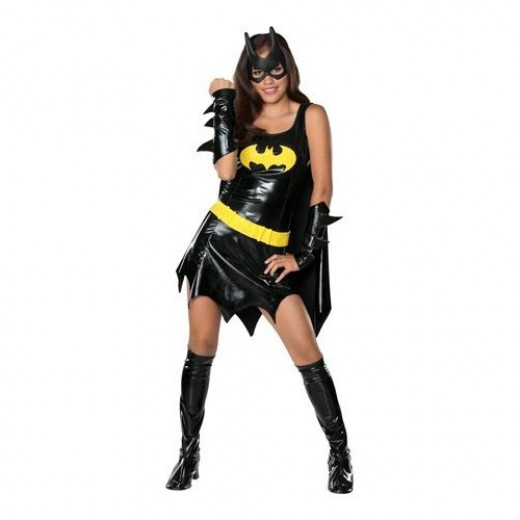sexy womens costume for the daring female