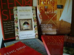 Here Are Some Of The Feng Shui Books That I Purchased. Mind You There Are Many More!