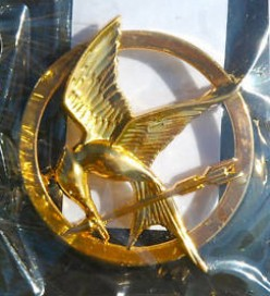 Mockingjay Pin Selling for Outrageous Prices on eBay