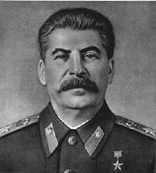 Josef Stalin of USSR