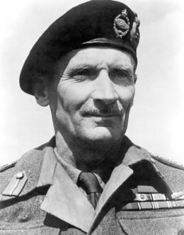 """Sir Bernard Montgomery """"Monty"""""""