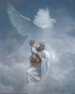 Oh Lord, as I come clamouring up into your arms