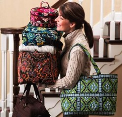 Vera Bradley Duffel Bags are Ideal for Travelling