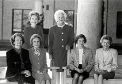 First Ladies:The Good and The Bad