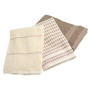 Popcorn 3-Piece Kitchen Towel Set