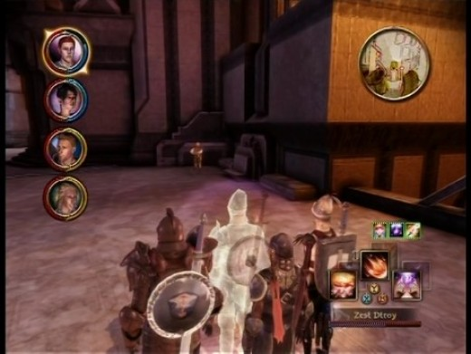 The Diamond Quarter in Dragon Age Orzammar