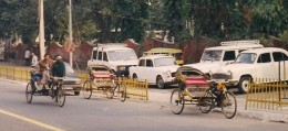 Cycle Rikshaws