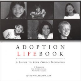 Creating a lifebook is a wonderful way to positively affect the life of a foster or adopted child
