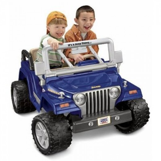 Battery powered ride on toys are great kids toys!