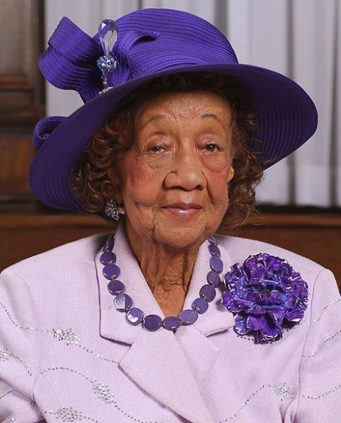 Dr. Dorothy Height (1912 - 2010)