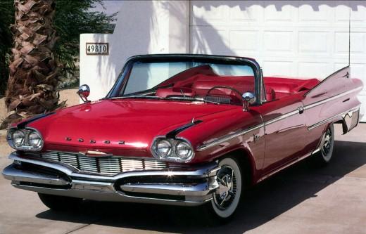 Mopar Classic Cars - 1960 Dodge Polara Convertible
