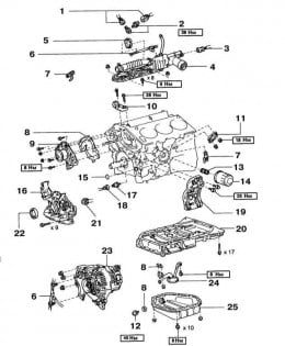 5sfe Engine Diagram together with 1993 Lexus Ls400 Engine Diagram moreover 1996 VR6 Engine Diagram in addition Lexus Ls400 Engine Diagram further 5sfe Engine Diagram. on 1991 lexus ls400 vacuum diagram
