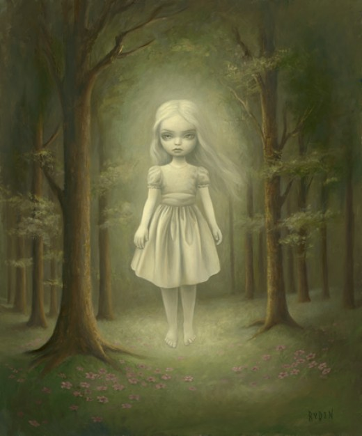 Ghost Girl - Mark Ryden