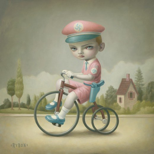 Little Boy Blue - Mark Ryden
