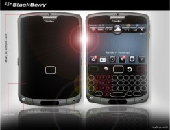 The NEW Blackberry 4G (TRITON) - Coming June 2012