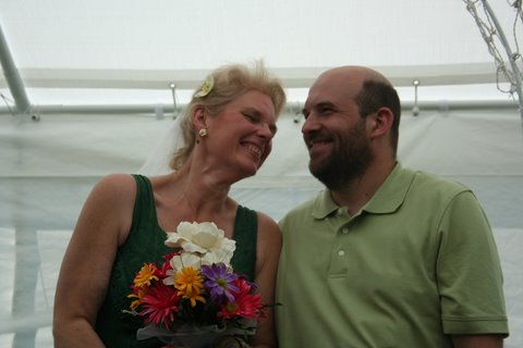 Mr. and Mrs. Conlin - 5/30/2010