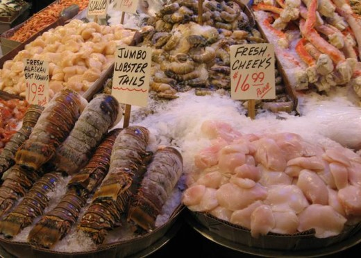 Here on this page you will find some great seafood recipes.