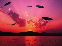 UFO's over Merseyside