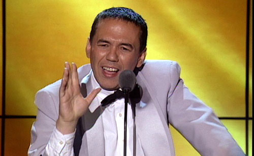 Believe it or not, the Greatest of them all was Gilbert Gottfried!