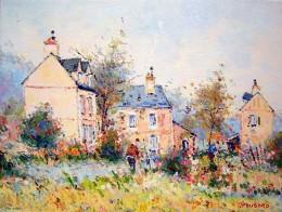 Les Fleurs dans le Jardin, by Jean-Pierre Dubord, from the above site