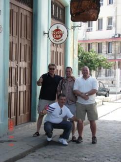 The Havana Club in Old Havana