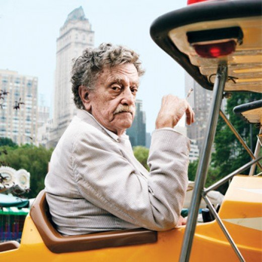 """So it Goes"" - Kurt Vonnegut  / From Flickr.com"