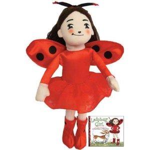 Ladybug Girl Doll