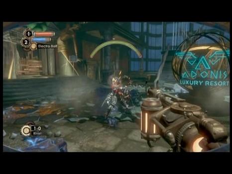 Bioshock 2 Rivet Gun
