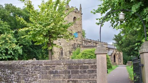 Eyam Church