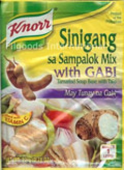 Filipino Sinigang Recipe: Funny name... delicious soup for the family