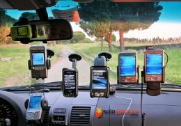 Car GPS Navigators; now there is the way to go!