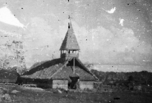 Church in Philippine Islands during World War II