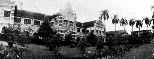 ACS Ipoh - Main Building in the 60s