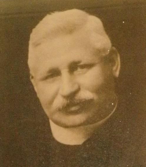 ACS Ipoh Founder - Reverend W.E. Horley