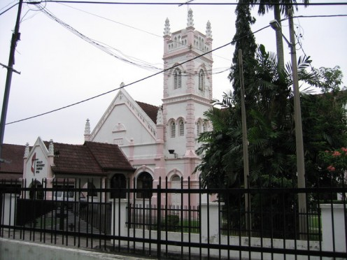 ACS Ipoh - The Wesley Methodist Church
