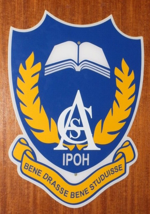 ACS Ipoh - New School Crest