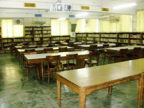 ACS Ipoh - School Library