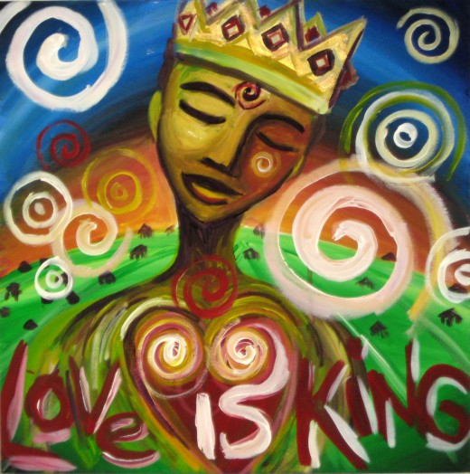 Love is King by Nathan Jalani Taylor