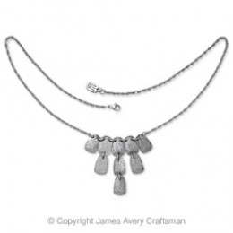 James Avery Silver Necklace