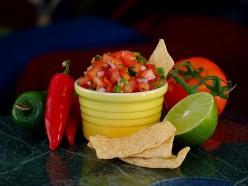 Savory Salsa Recipe