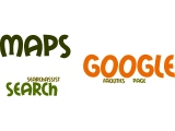 Google Maps Search Wordle by Humagaia