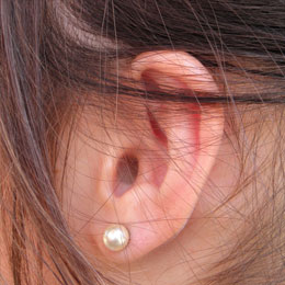 Even the most attractive ears are susceptible to earaches.