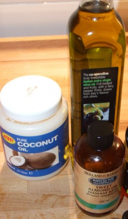 The base oils
