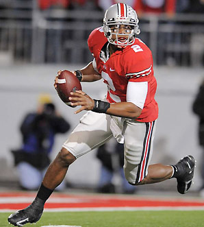 QB Terrelle Pryor  Ohio State